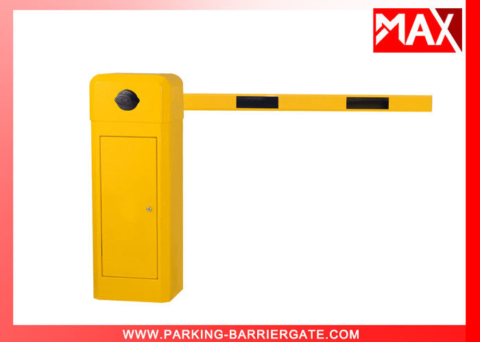 AC 220V / 110V Automatic Parking Barrier Gate With Manual Release