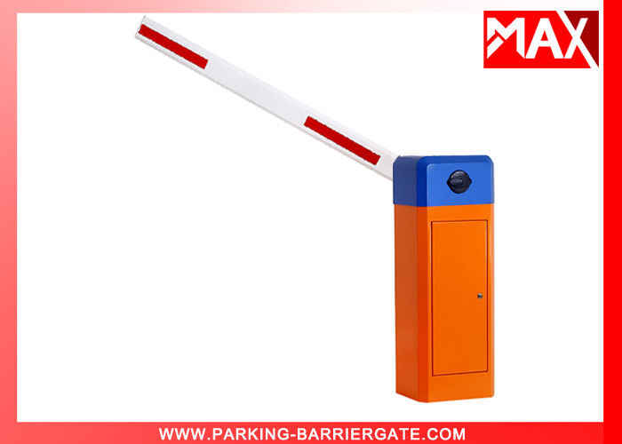 Automatic Reversing Electronic Parking Barrier Manual Release For Parking System