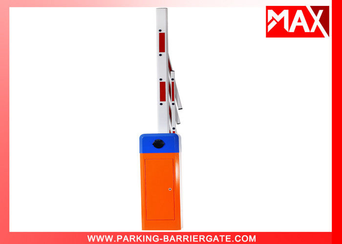RFID Automatic Parking Barrier Gate Entrance Systems Arm Auto Reverse Boom Barrier Gate