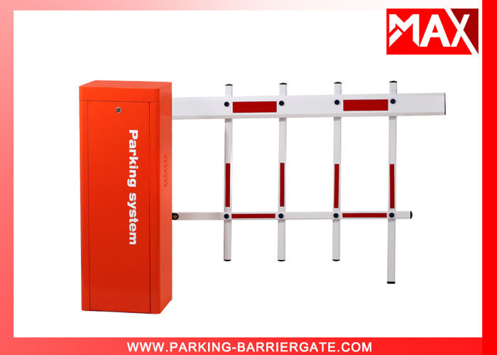AC220V Automatic Intelligent Barrier Gate Arm Working With Car Park System