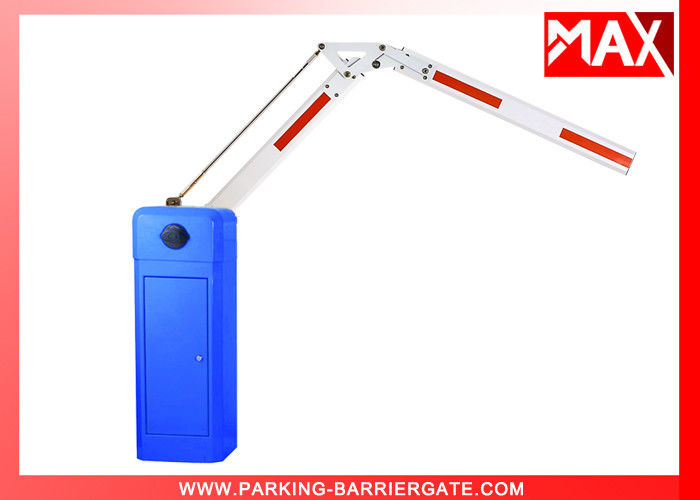 Automatic Parking Barrier Arm Anti - collision With Arm Length is 1 - 4.5 Meters