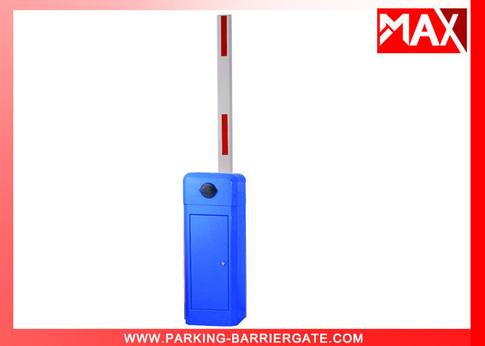 Automatic Barrier Gate Arm With Single Bar With Traffic LED Light