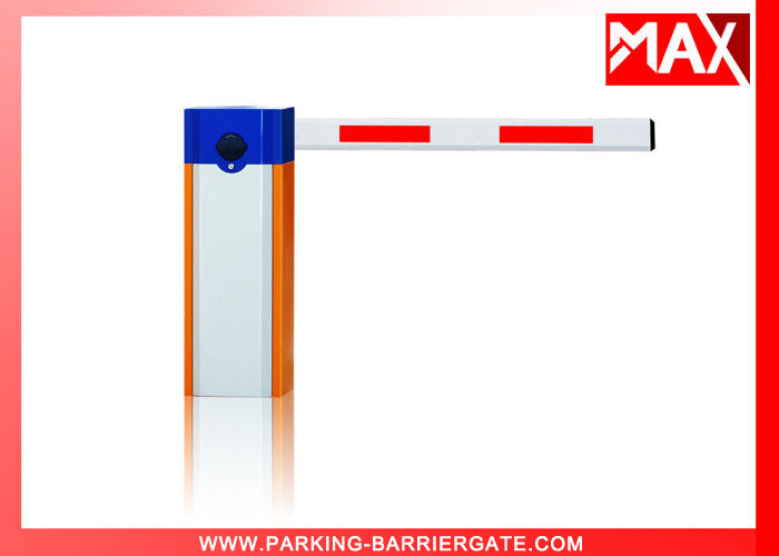 Manual Release Straight Automatic Boom Barrier Arm For Railway Cross