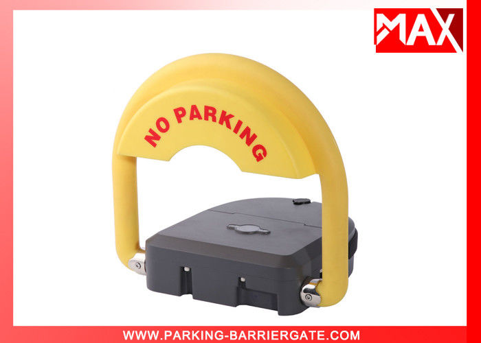 IP68 Grade Car Parking Lock Equipment DC12V With Auto Repositioning