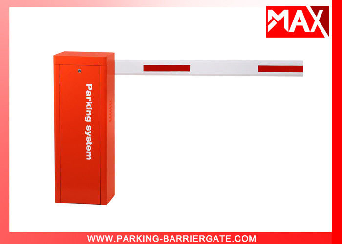 MX-30 Automatic Parking Barrier Gate Motorized Vehicle Access with straight arm