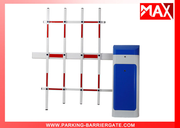 6M Straight Arm Smart Parking Barrier Security Gate Toll Gate System