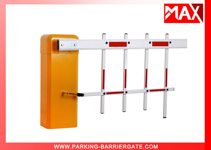 Auto Parking Barrier Gate Arm More Than 5 Million Times Operation Test