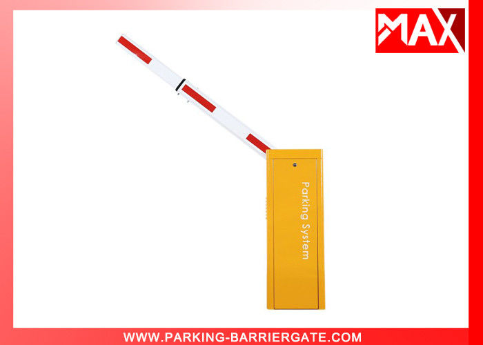 OEM 3M  / 6M Automatic Boom Barrier with Heavy Duty Cooling Fan Motor