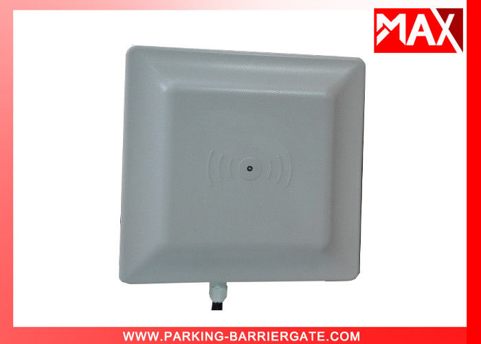 UHF RFID Passive Long Range Rfid Reader with Barrier Gate Parking System