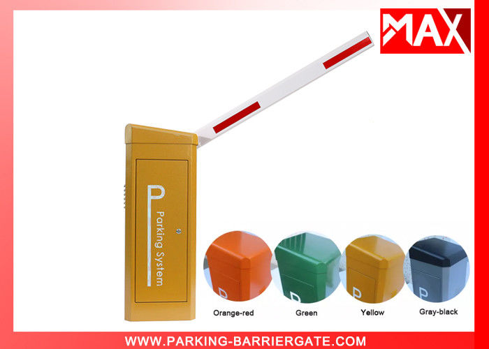 Remoted Controlled Intelligent Barrier Gate Toll Gate Barrer For Parking Lot And Toll System