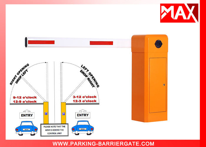 Malaysia Gate Arm Security Barrier Gate Fence Parking Lot Gate Arms