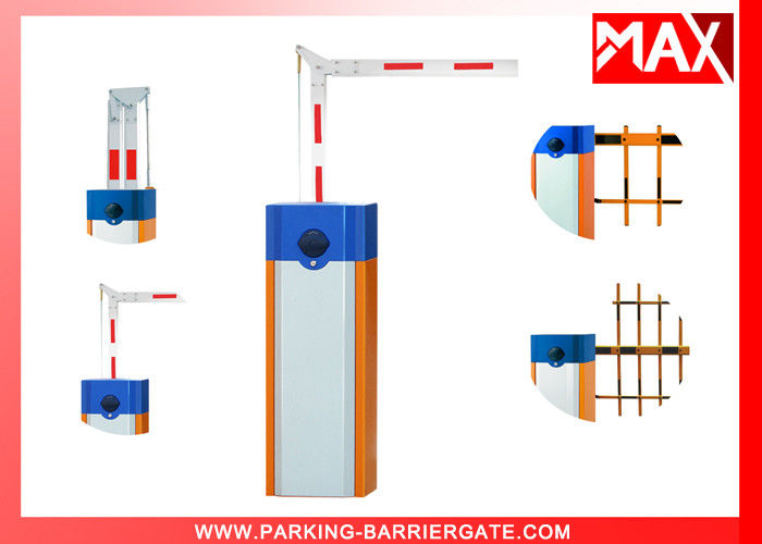 90 Degree Folding Barrier Gate Arm CE Confirmed Park Boom Gate