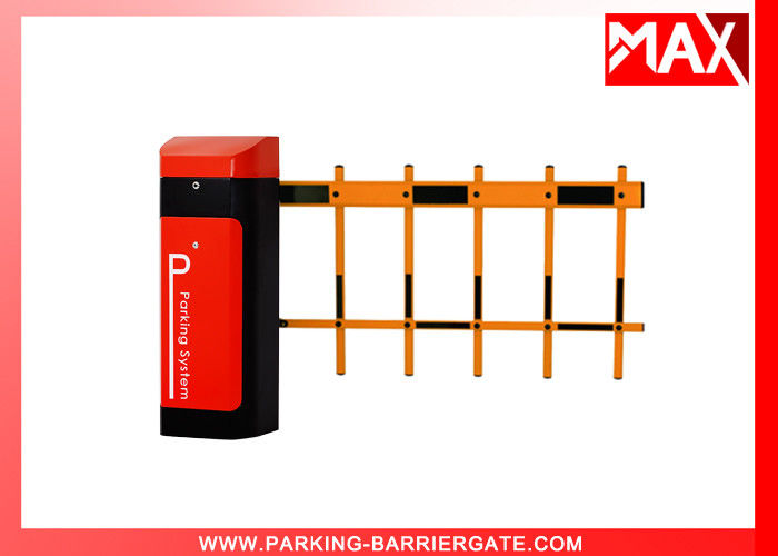 AC 220V ± 10% Security  Barrier Gate High Speed For Parking Lots / Toll Gates