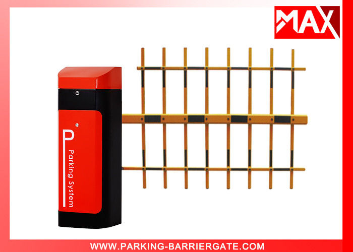 3S High Speed Driveway Automatic Boom Barrier For Intelligent Parking System