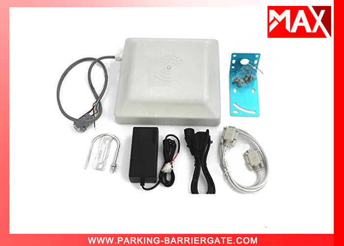 Free SDK Provide Passive Long Range Rfid Reader / Outdoor Middle Range Uhf Rfid Reader
