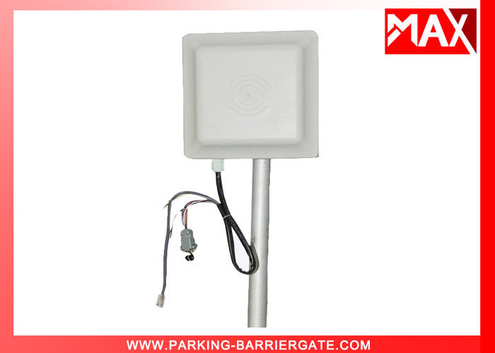 Ethernet Port 5m Middle Range UHF RFID Reader 865-868 mhz for Parking Lot